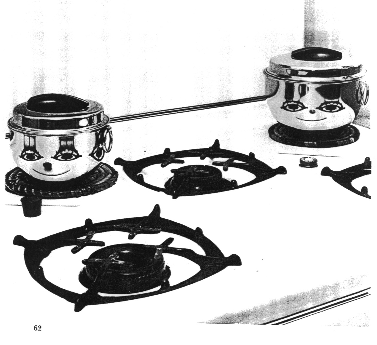 Toy Inventor's Blog Serves First Course: Stove-top Illusions