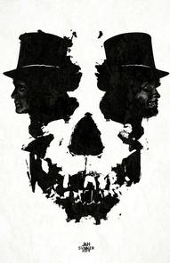 Halloween Skull Art #14 – Silhouettes
