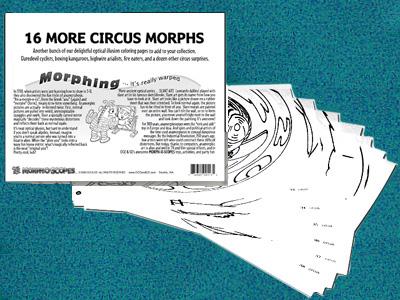 16 More Circus Morphs