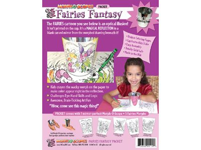 Fairies Fantasy Packet package