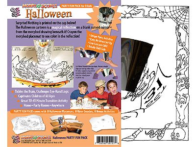 Halloween Party Fun Pack package