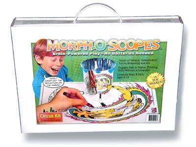 Morph-O-Scopes Circus Kit