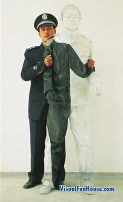 Liu - policeman